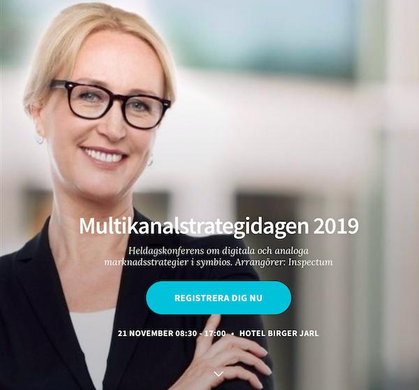 Multikanalstrategidagen 2019
